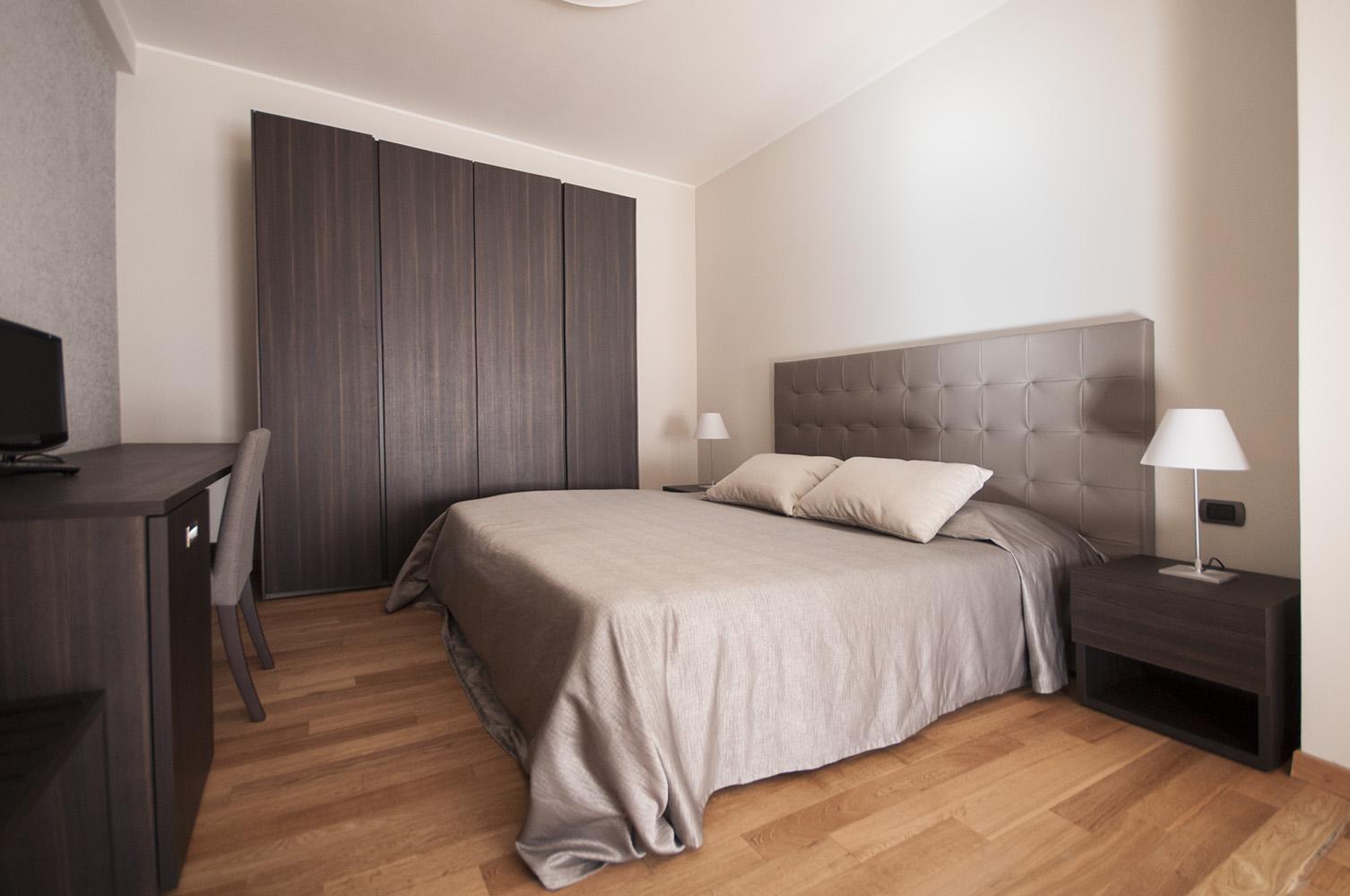 Ristorante matrimonio - camera matrimoniale- Hotel Maloia