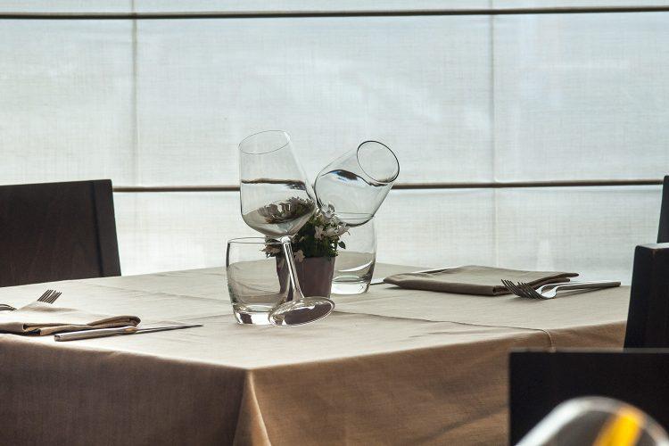 Ristorante Matrimonio - Allestimento Sala - Hotel Maloia