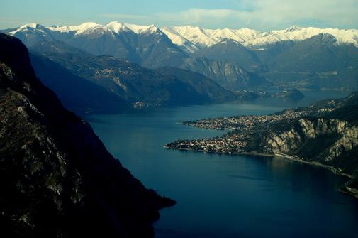 Ristorante Matrimonio - Il Paesaggio - Lago Di Como - Hotel Maloia