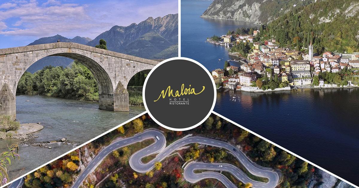 Ponte 25 Aprile E 1 Maggio Tra Lago Di Como, Valtellina E Valchiavenna - Hotel Maloia