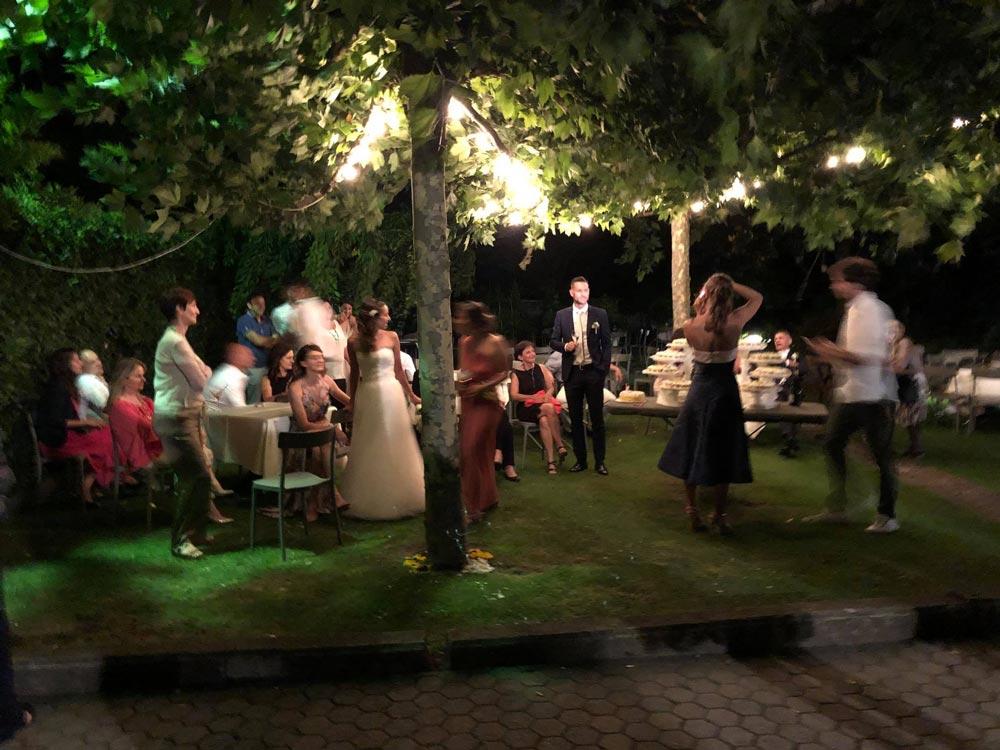 Ristorante Matrimonio Hotel Maloia 16