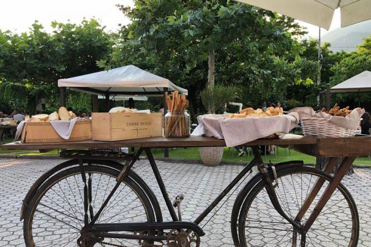 Ristorante Matrimonio - Buffet Su Bicicletta - Hotel Maloia