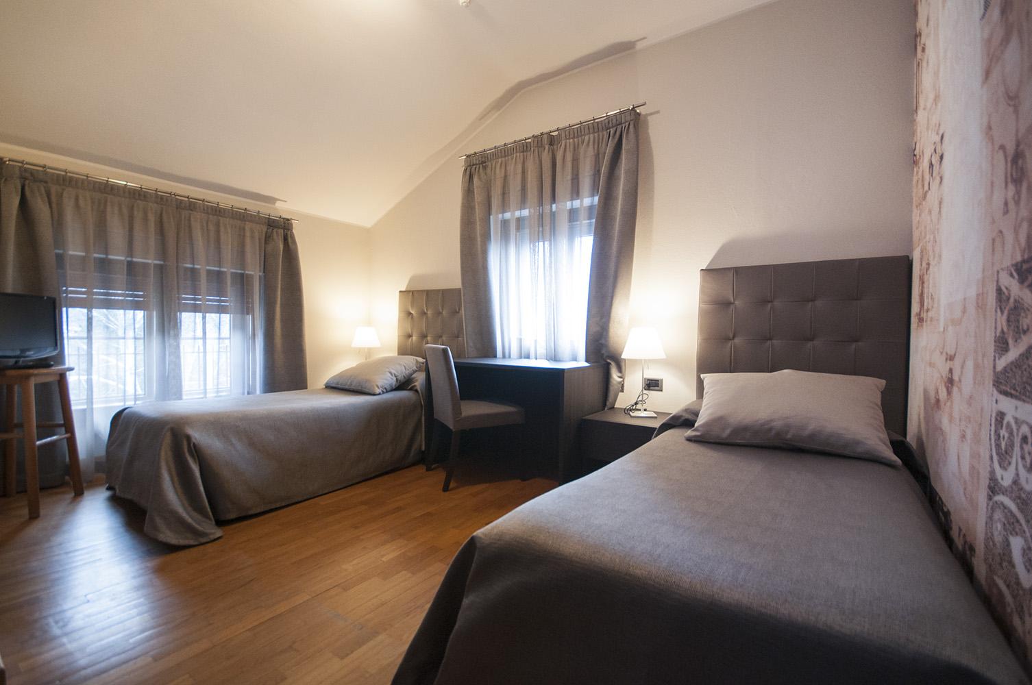 Ristorante matrimonio - camera doppia - Hotel Maloia