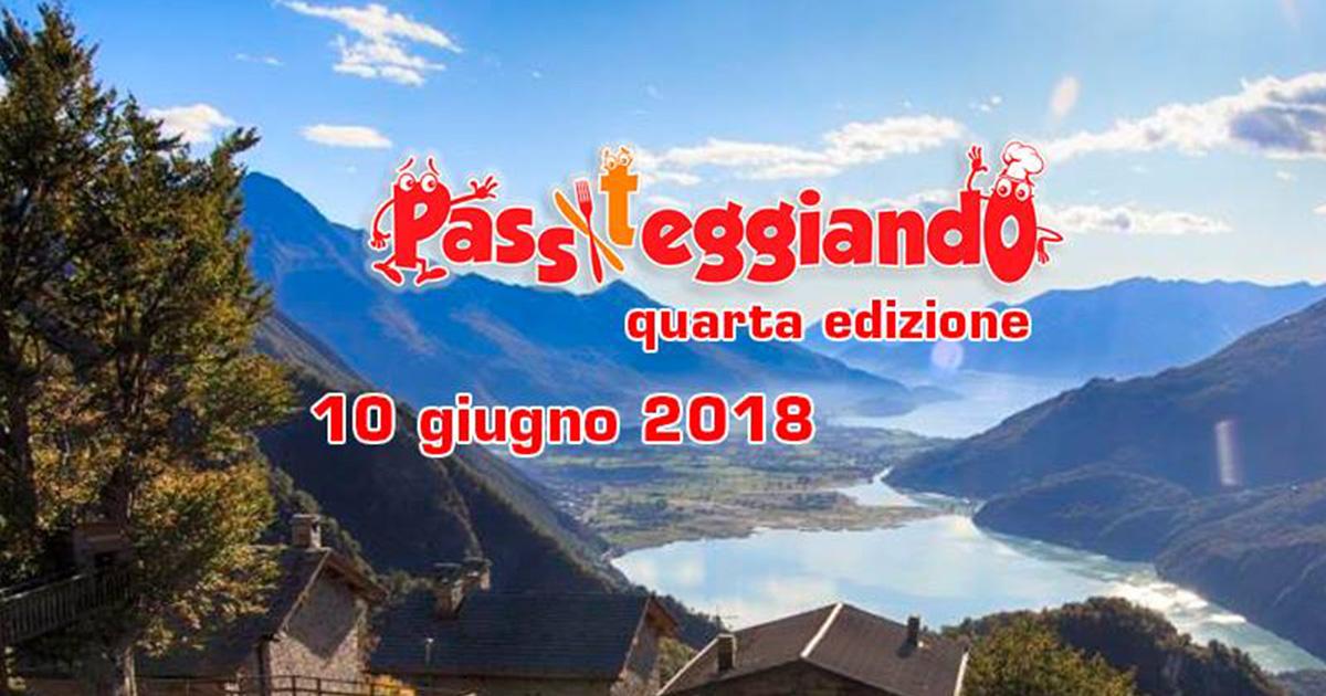 Pass(t)eggiando 2018: Sconto 10% Per I Partecipanti