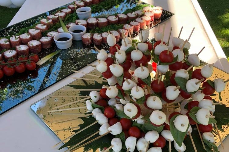 Ristorante Matrimonio - Buffet Elegante - Hotel Maloia