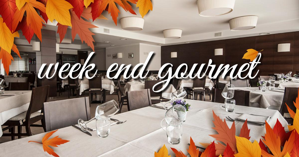 Week End Gourmet: La Proposta D'autunno Dell'Hotel Ristorante Maloia